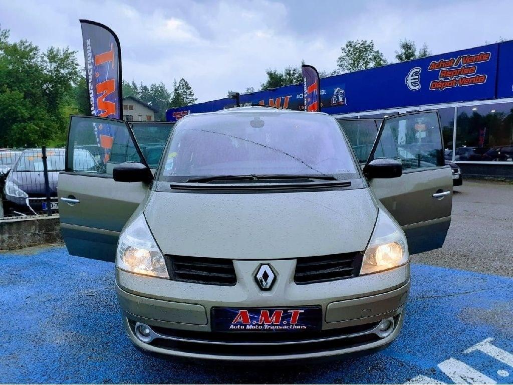 Renault Espace 2.0 dCi 130cv 25 th 7 Places
