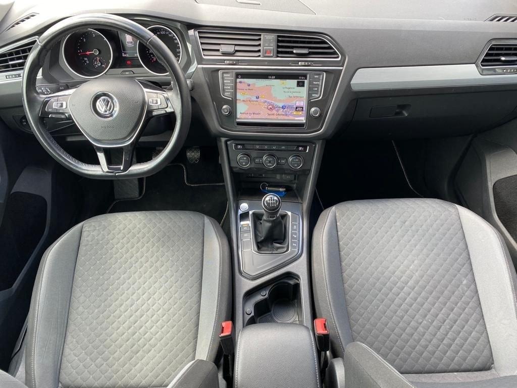 Volkswagen Tiguan 2.0 TDI 115 CV GPS CAMERA APPLECARPLAY
