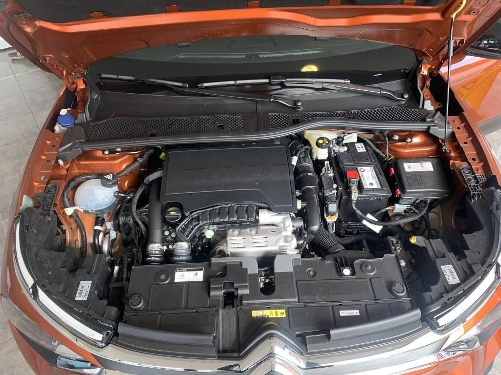 Citroën C4 III PureTech 130 S&S EAT8 Shine