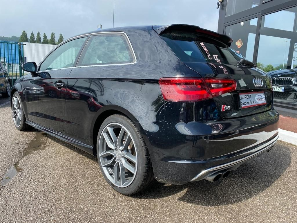 Audi S3 QUATTRO 2.0 TFSI 300 CV BVA CUIR GPS