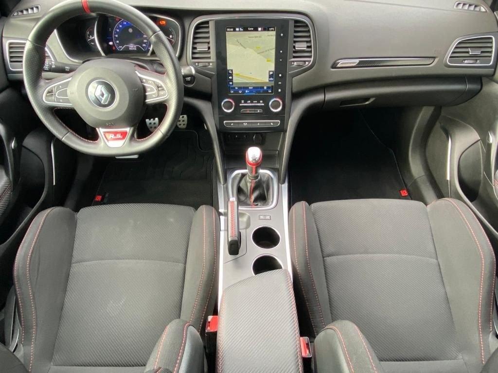 Renault Mégane 4 RS 1.8 T 280CV 4CONTROL BVM GPS CAMERA