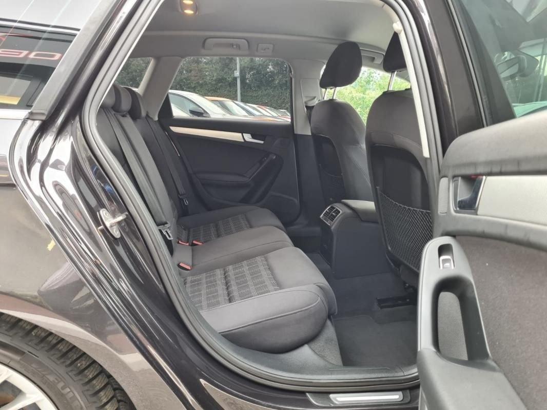 Audi A4 Avant 2.0 TDI 150 CV QUATTRO GPS