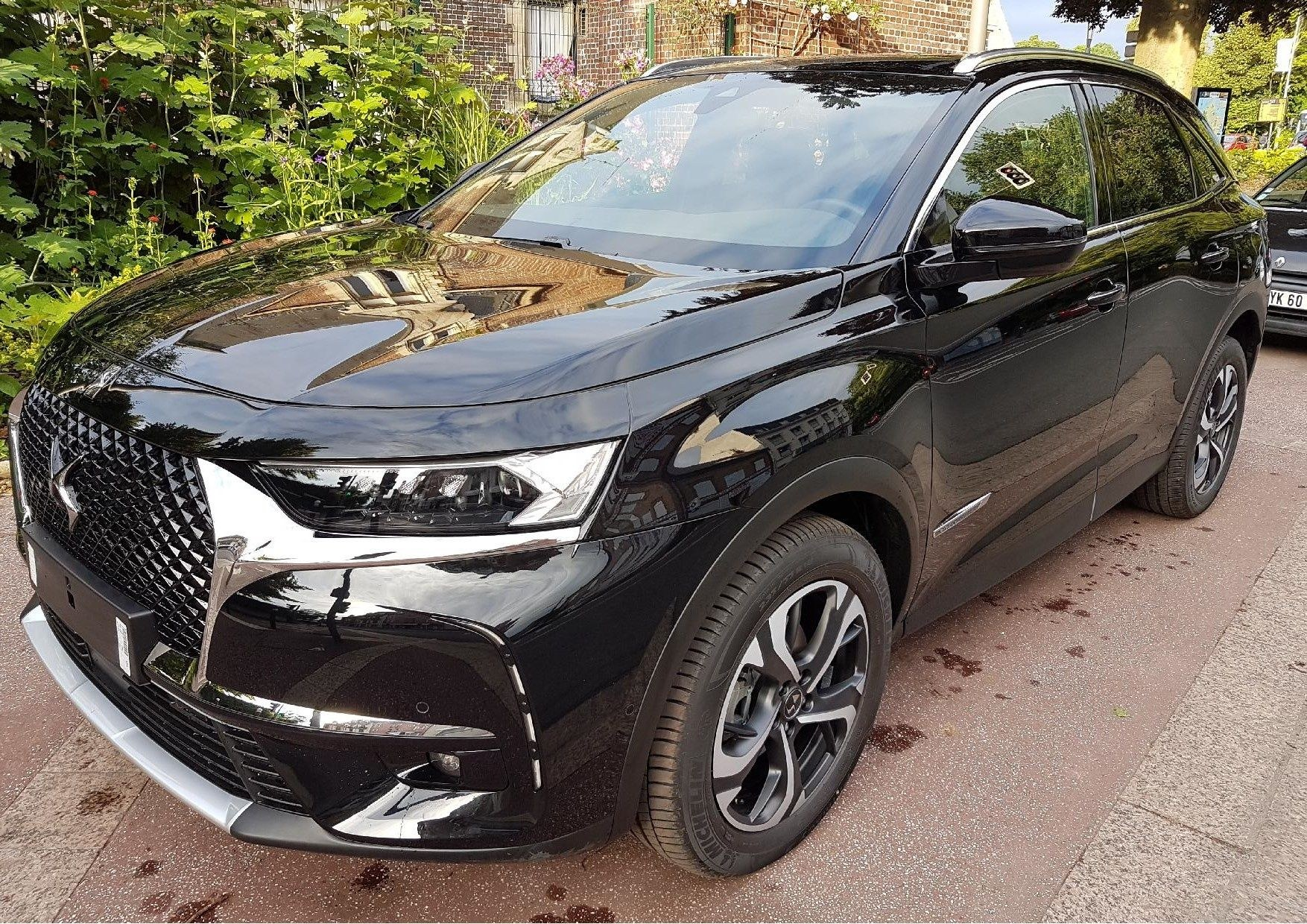 Mandataire auto Beauvais Picardie DS7 Crossback So Chic Grand Chic Performance Line Puretech Hdi 2