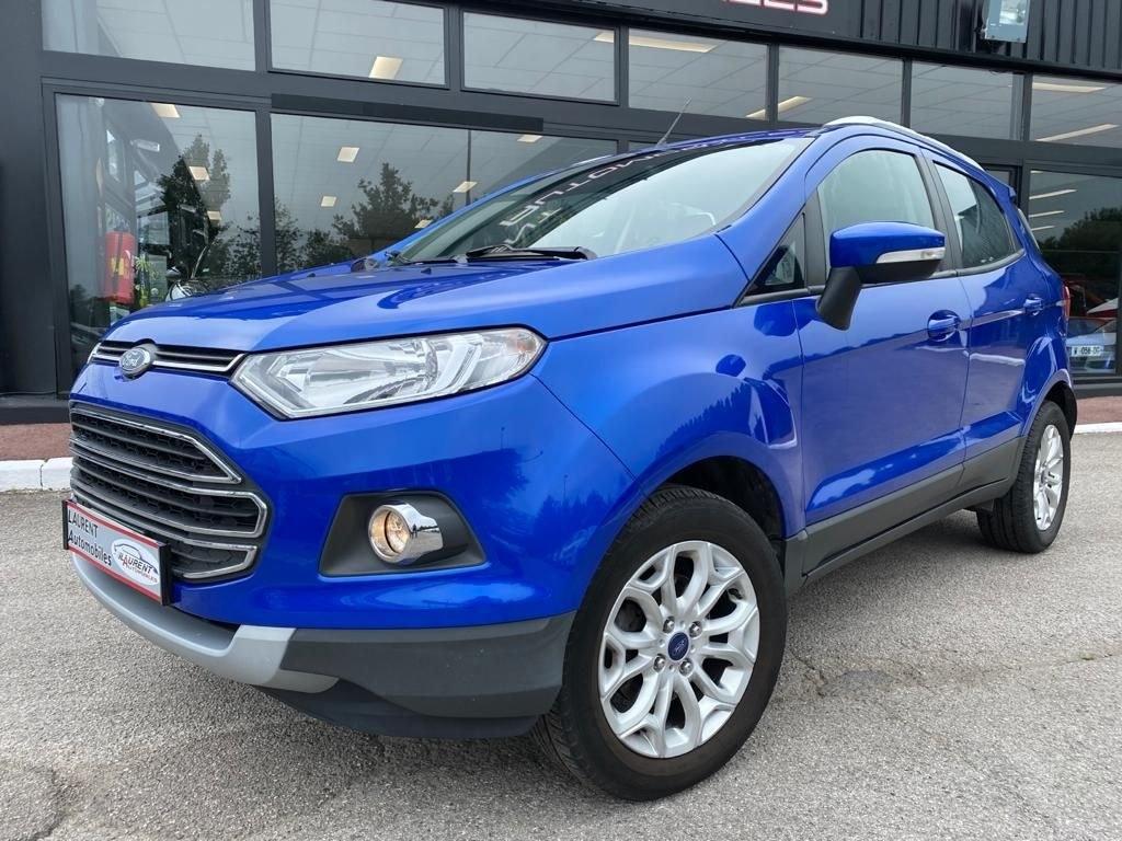 Ford EcoSport ECOBOOST 125 CV
