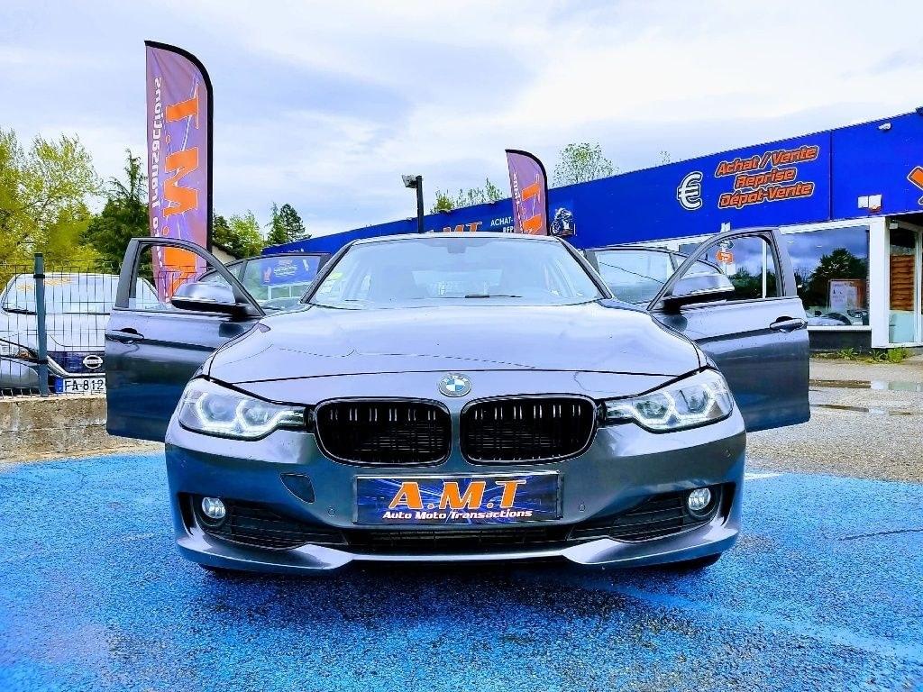 BMW Série 3 318d 143 ch 118 g Lounge