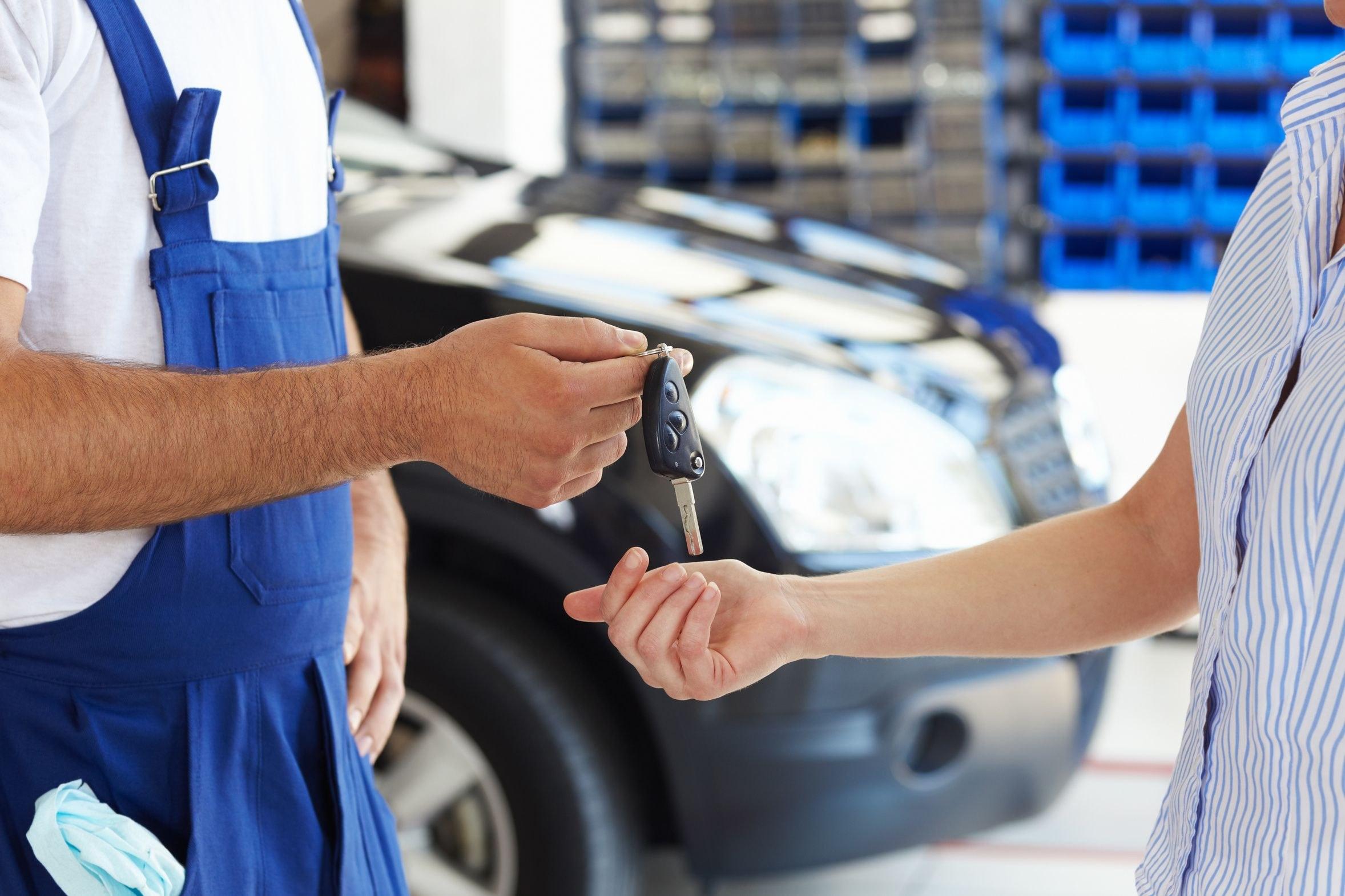 L'entretien de votre voiture