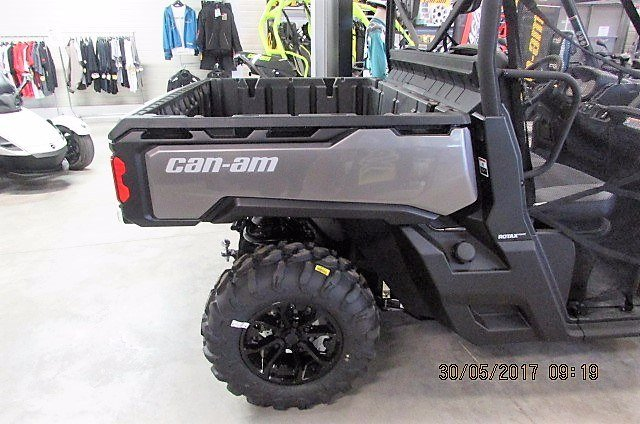 Can-Am Traxter Pro hd8