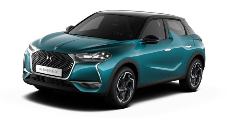 Mandataire auto Beauvais Haut De France Ds3 Crossback So Chic Grand Chic Performance Line Puretech Hdi
