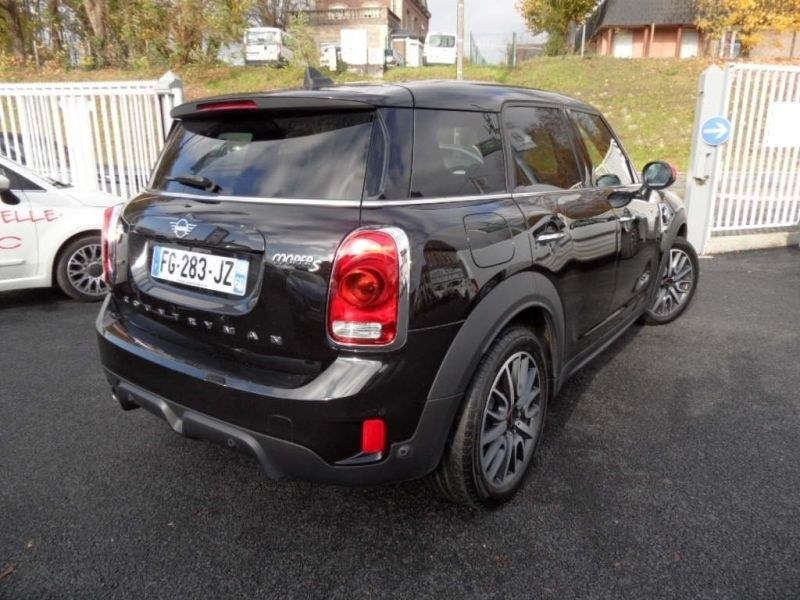 Mini Countryman COOPER S JCW HYBRIDE RECHARGEABLE 204 CV ALL4