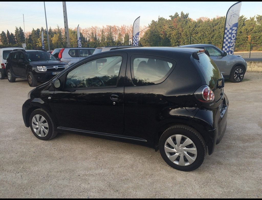 Occasion Toyota Aygo CAVAILLON 84300