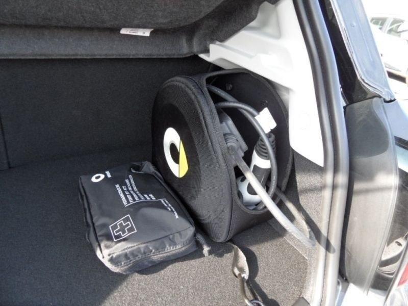 Smart ForFour 60 kw electrique