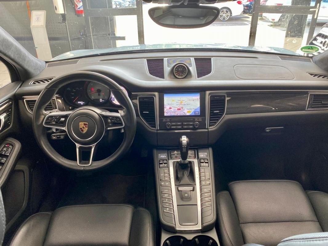 Porsche Macan 3.0 V6 258 CV PDK TOIT OUVRANT CARBONE