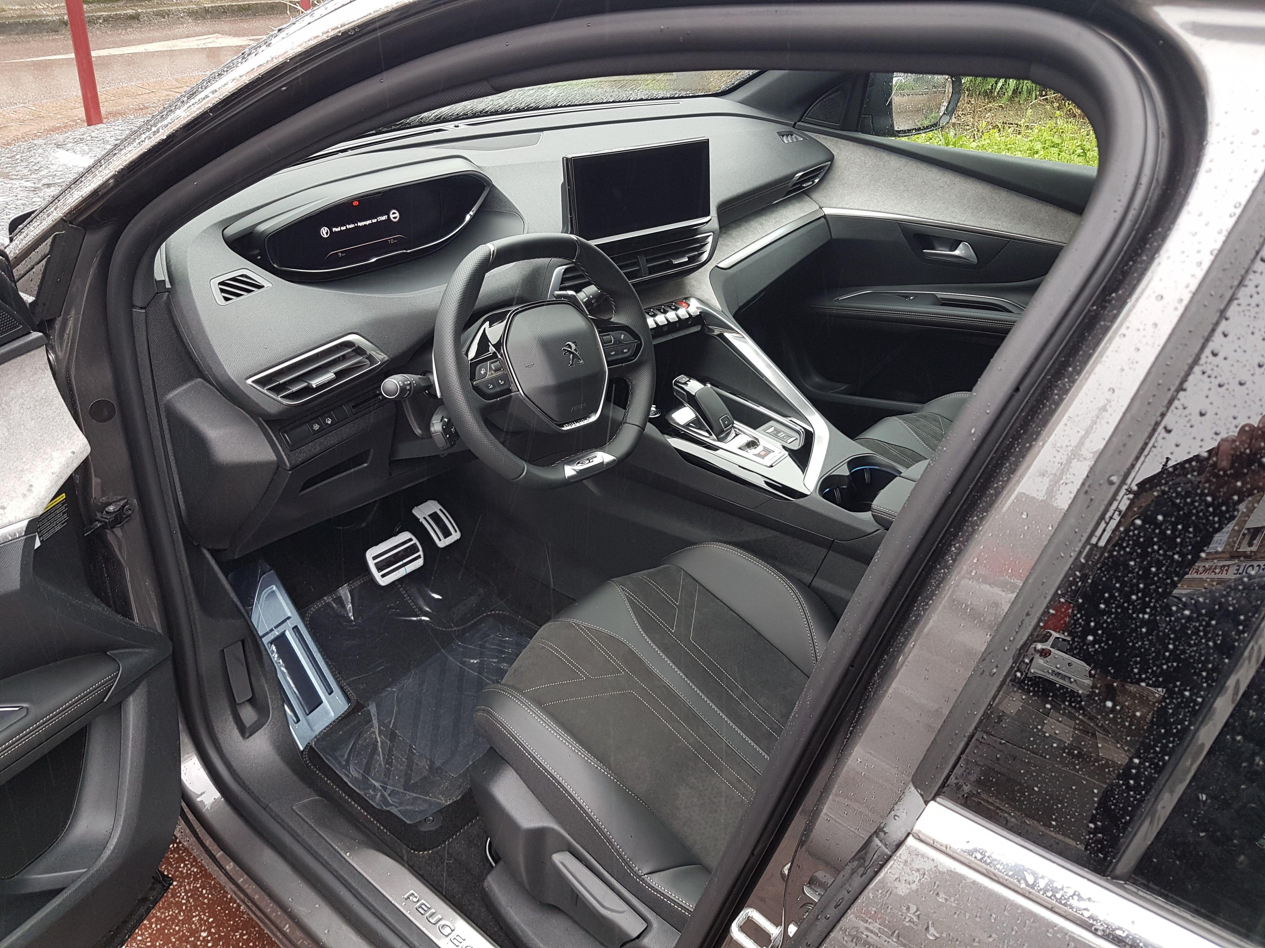 Mandataire auto Beauvais Peugeot 5008 Gt 2.0 Bluehdi Puretech Eat8. 3