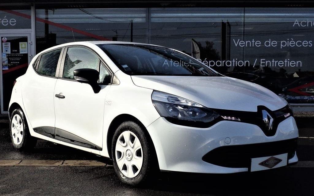 Renault Clio 4 SOCIETE 1.5 DCI 75CH ENERGY AIR
