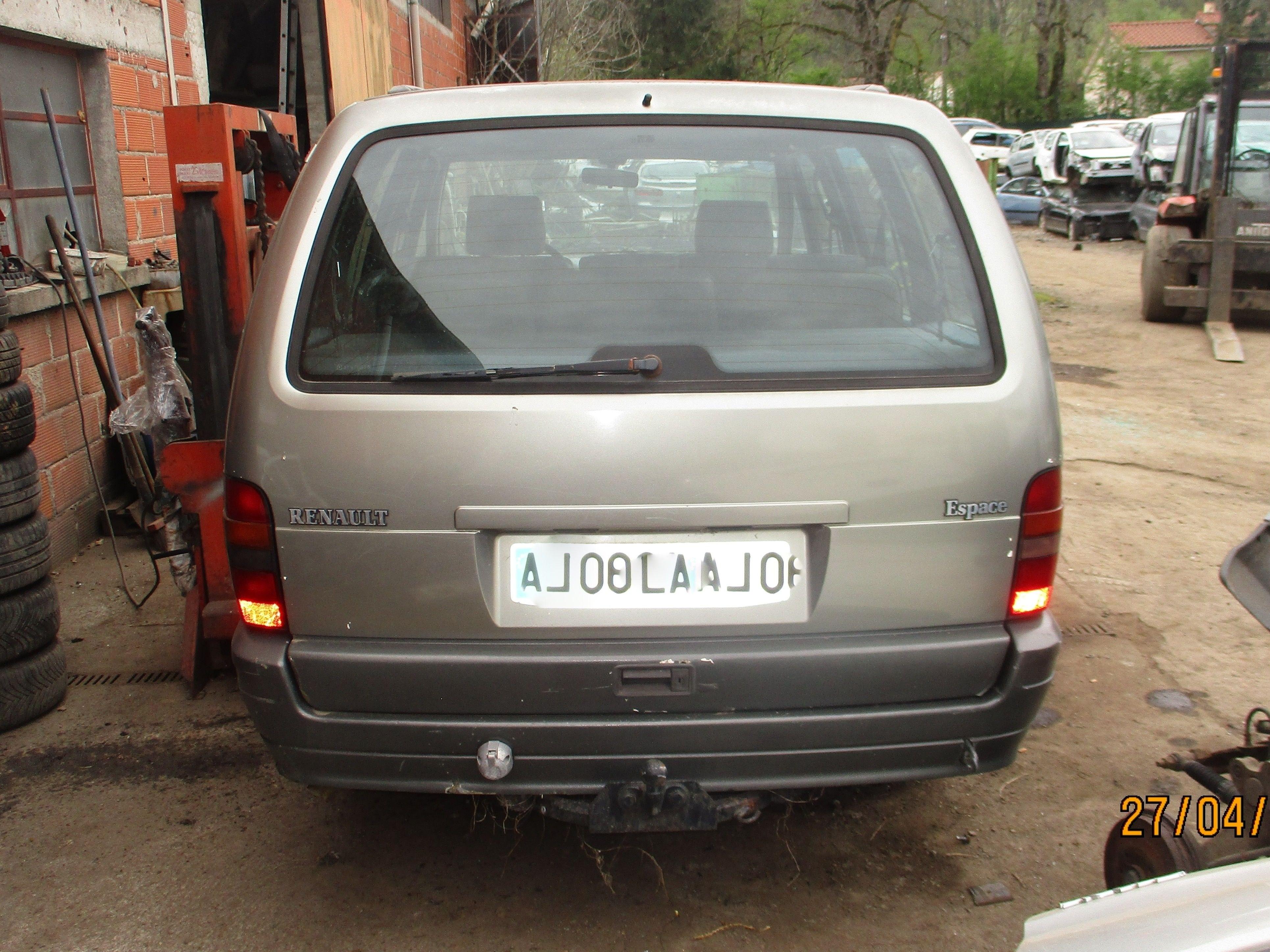 ESPACE II 2L100 TURBO DIESEL 88 CV
