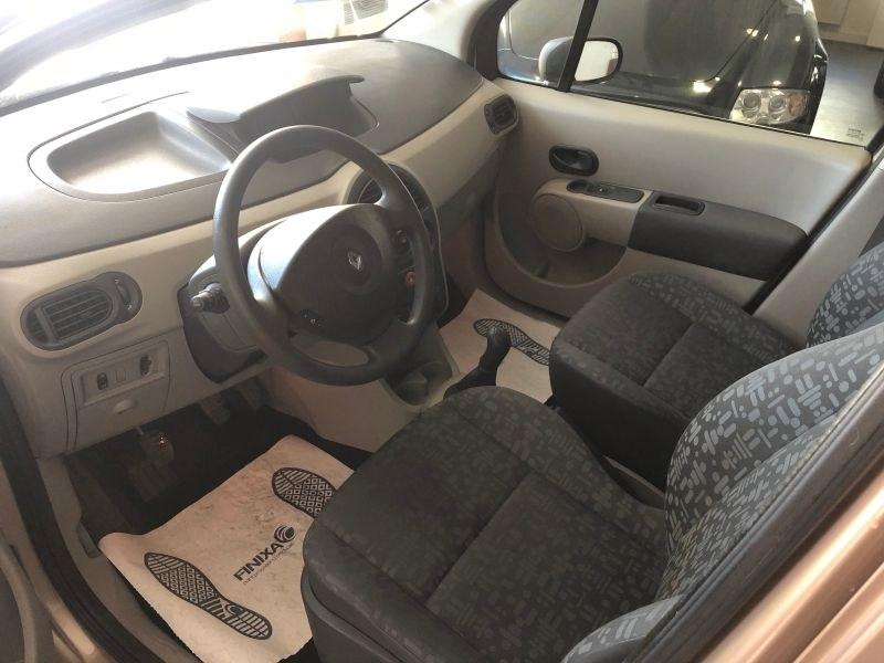 Occasion Renault Modus NANTEUIL LES MEAUX 77100