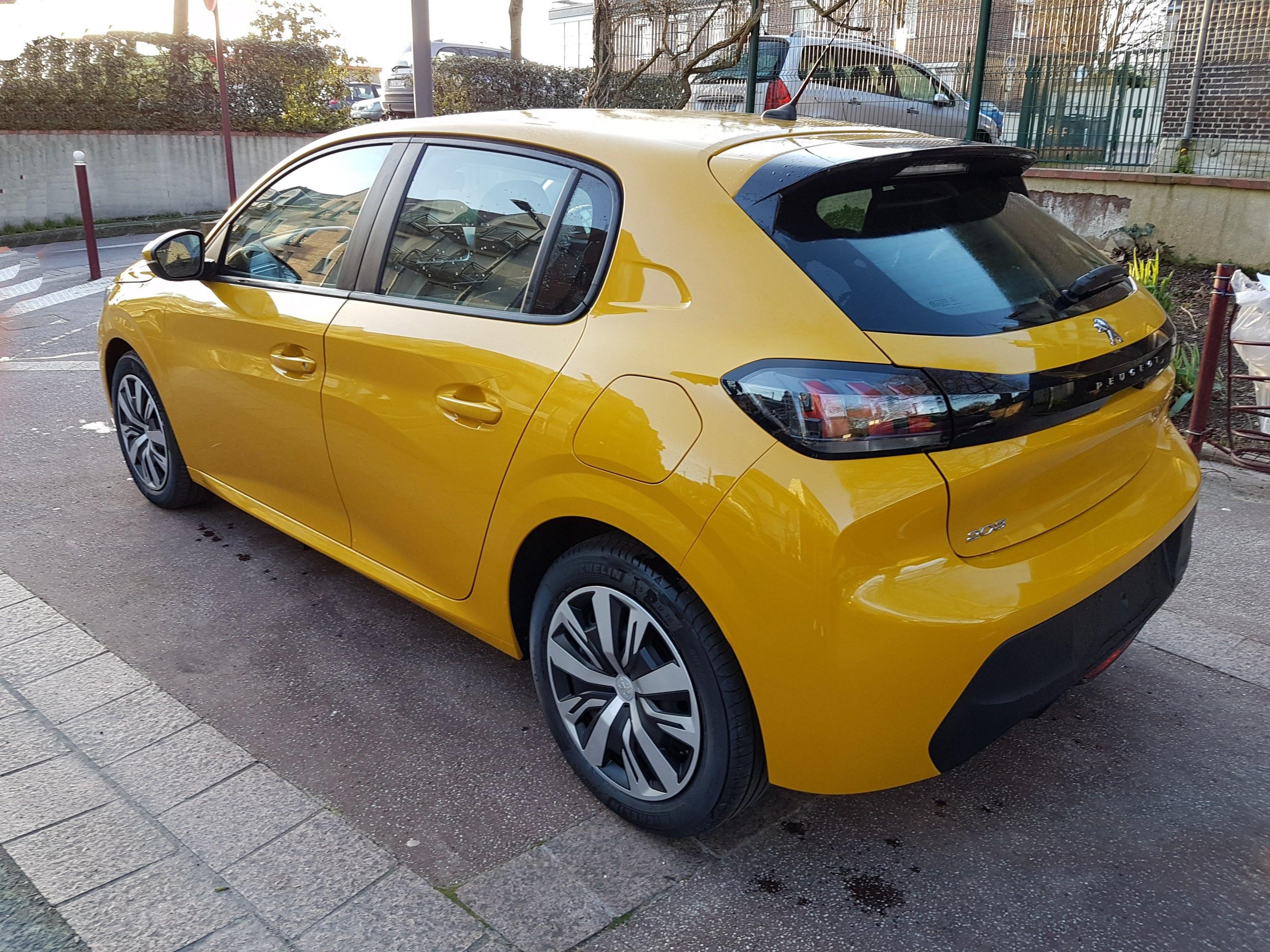 Mandataire auto Beauvais Picardie Nouvelle 208 Active Puretech Hdi