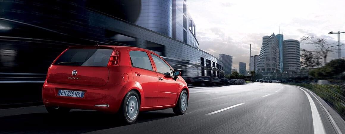 Nouvelle Fiat Punto