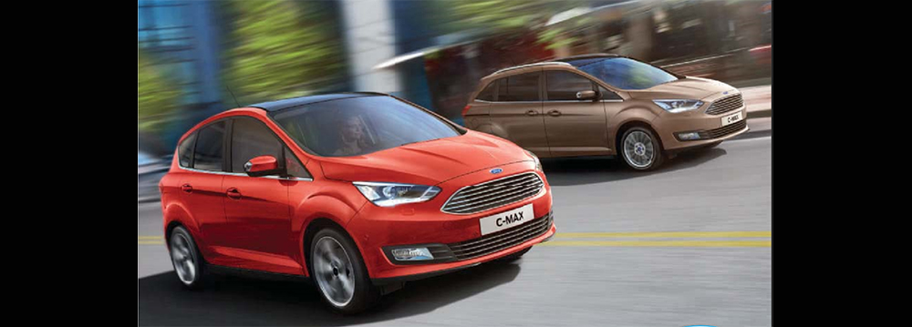 Nouveau Ford C-MAX & GRAND C-MAX