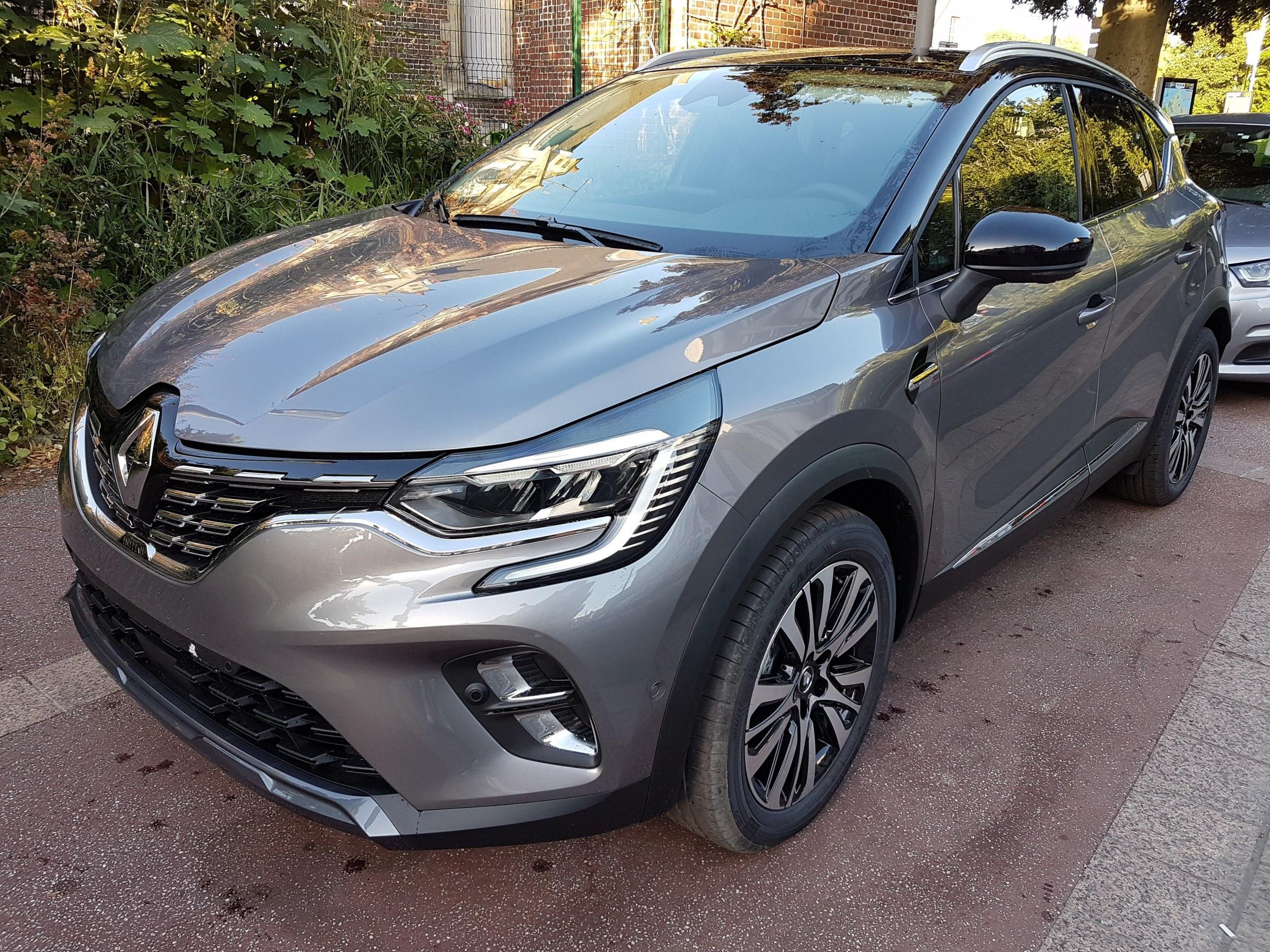 Mandataire auto Beauvais Haut De France Renault Captur Initiale Paris 1.3 Tce 140cv Edc