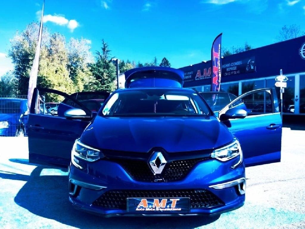 Renault Mégane IV 1.6 TCe 205 Energy EDC GT