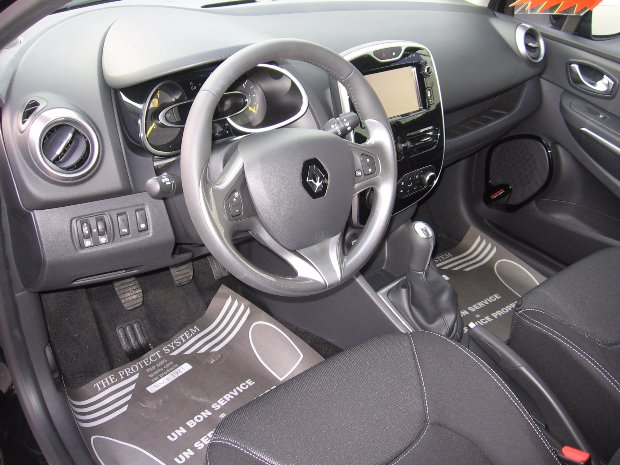 clio tce intens neuf import