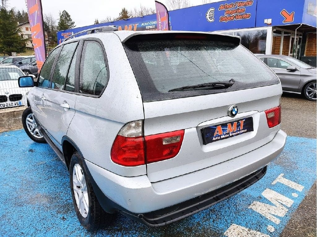BMW X5 3.0d Pack Luxe A x-drive