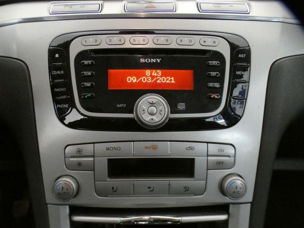 Ford S-Max 2.0 TDCI 140CH DPF TITANIUM