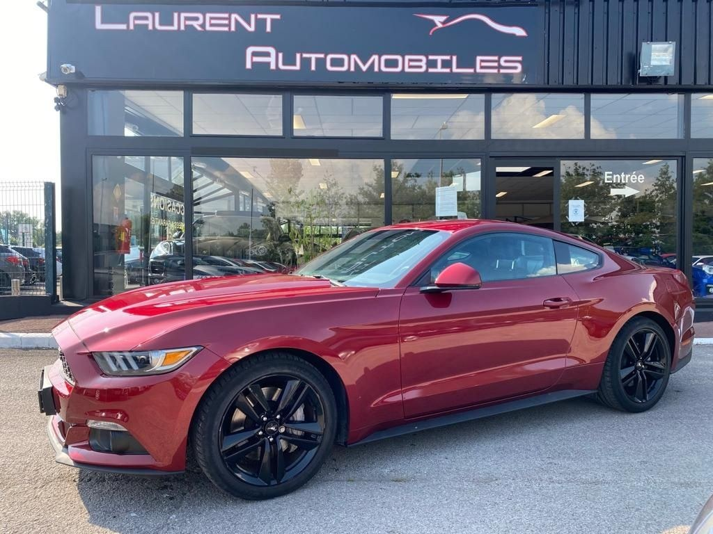 Ford Mustang COUPE 2.3 ECOBOOST 317 CV GPS CAMERA