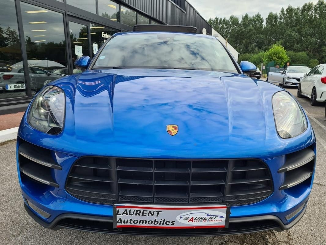 Porsche Macan 3.6 V6 400 CV TURBO PDK