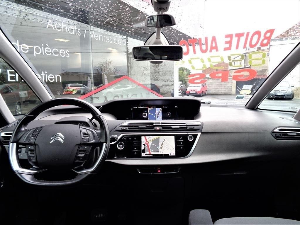 Citroën C4 Picasso 1.6 L 114 CH INTENSIVE
