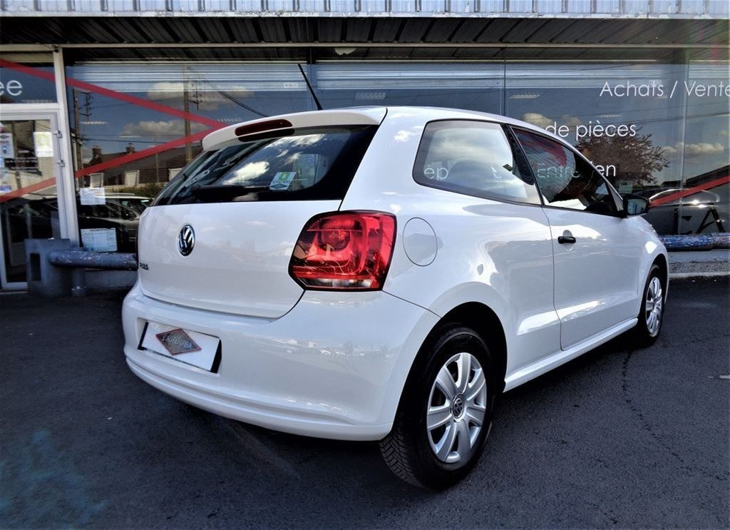 Volkswagen Polo 1.2L 70 CH TRENDLINE