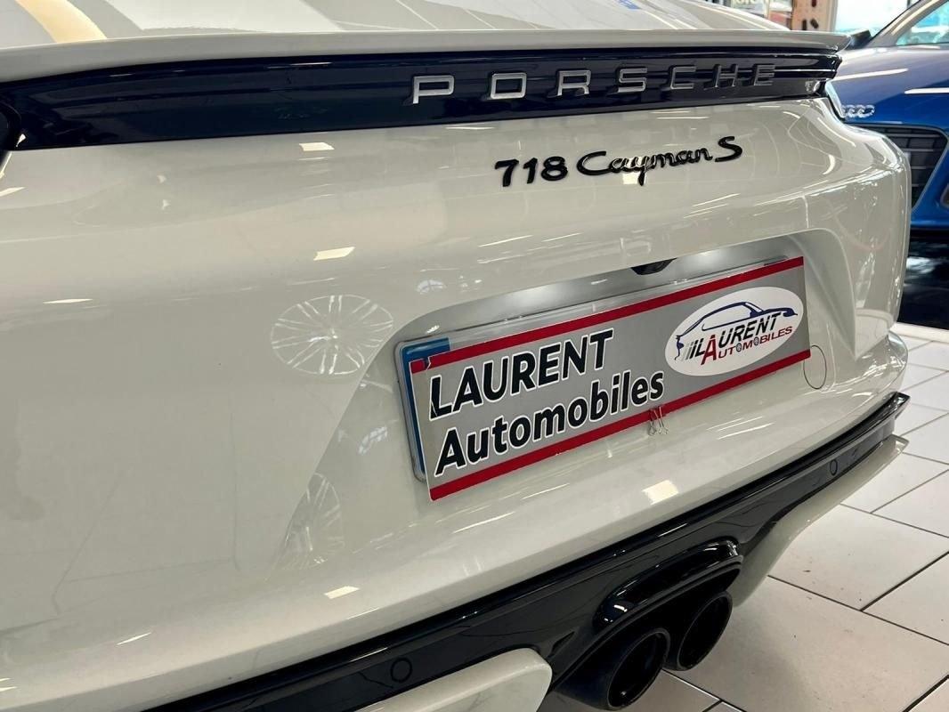 Porsche 718 Cayman S 350 PDK