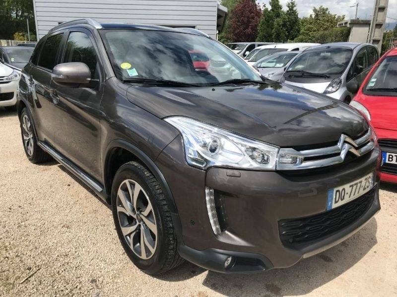 Occasion Citroën C4 Aircross ST JUST ST RAMBERT 42170