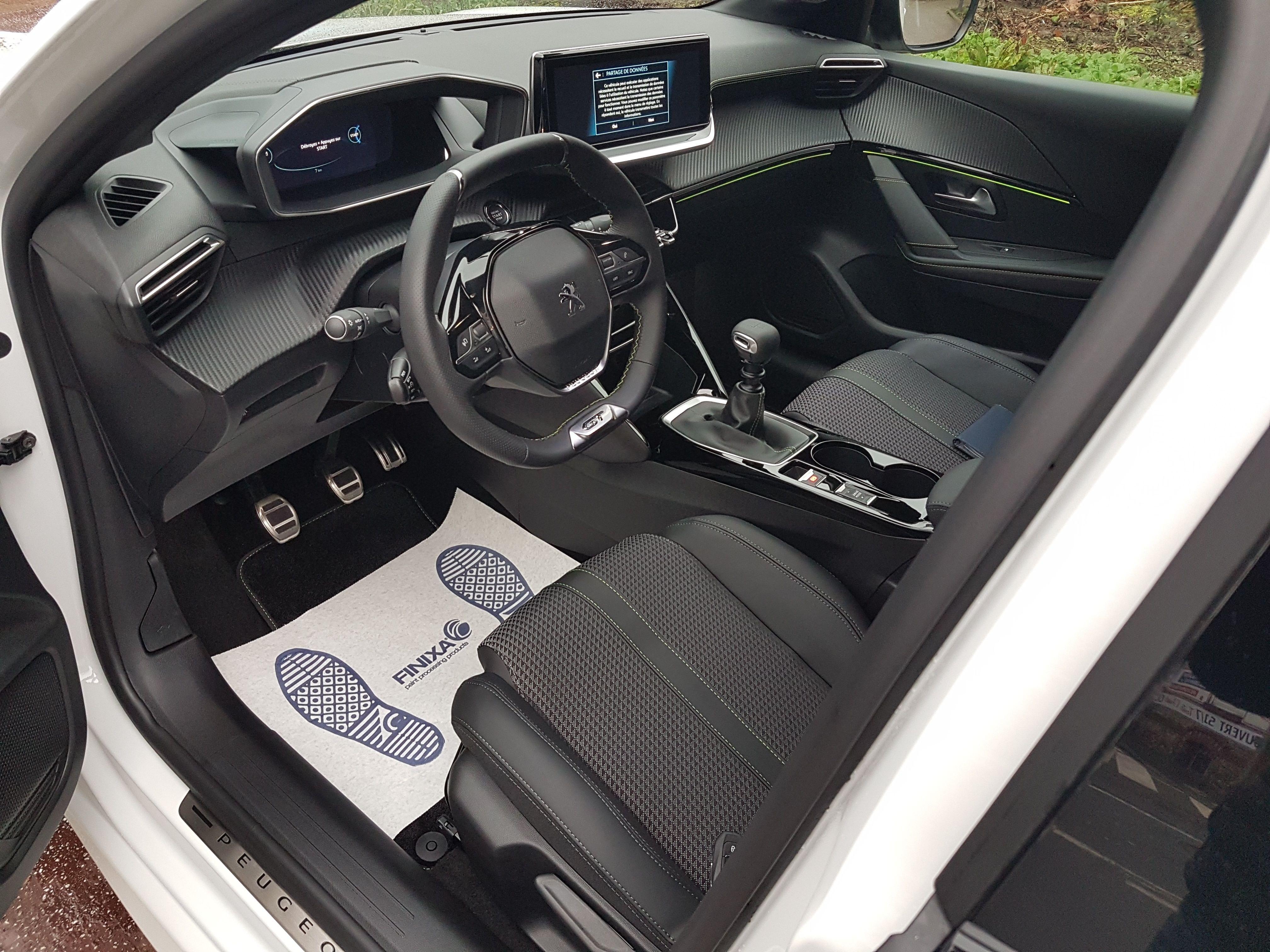 Mandataire auto Beauvais Haut De France Peugeot 208 Gt 7
