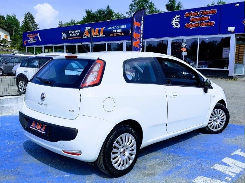 Fiat Punto Evo 1.3 Multijet 16V 75cv