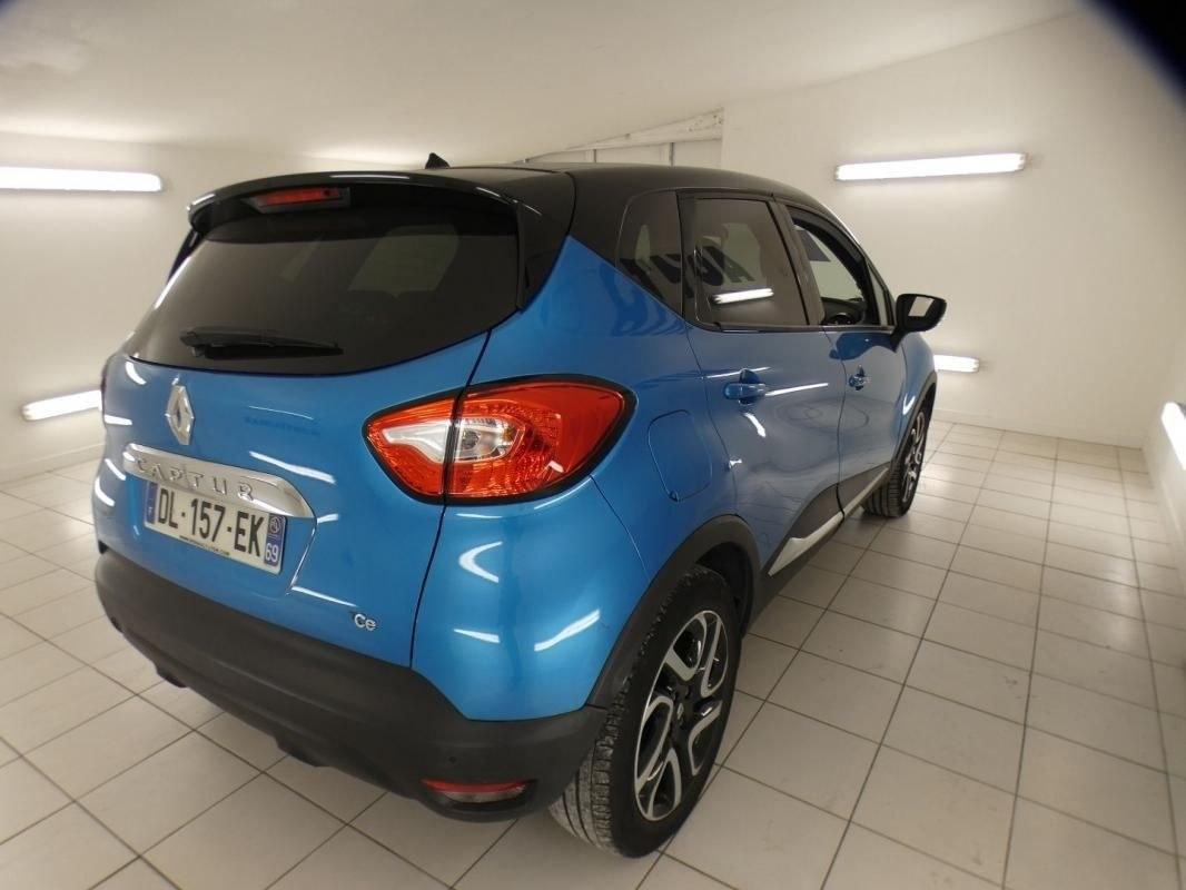 Renault Captur 1.2 TCE 120CH INTENS EDC