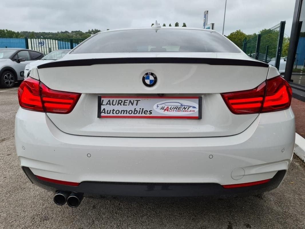 BMW Série 4 420I 163 CV GPS CAM