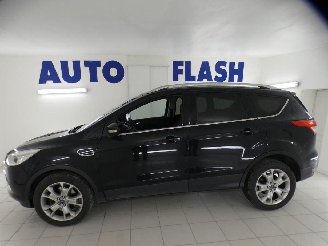Ford Kuga 2.0 TDCI 163CH FAP TITANIUM 4X4 POWERSHIFT