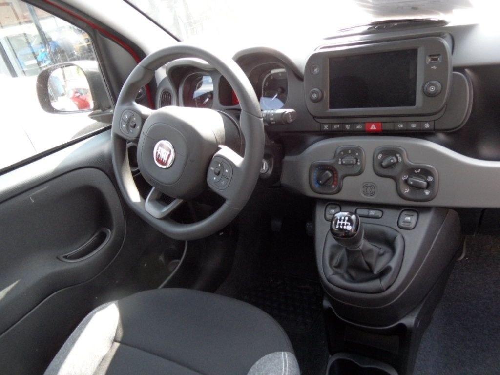 Fiat Panda hybrid 10 BSG 70 city life neuve
