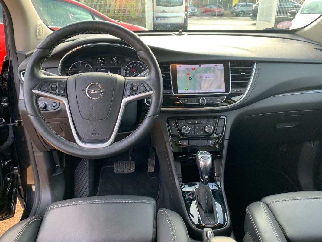 Opel Mokka X 1.4T 140 ELITE