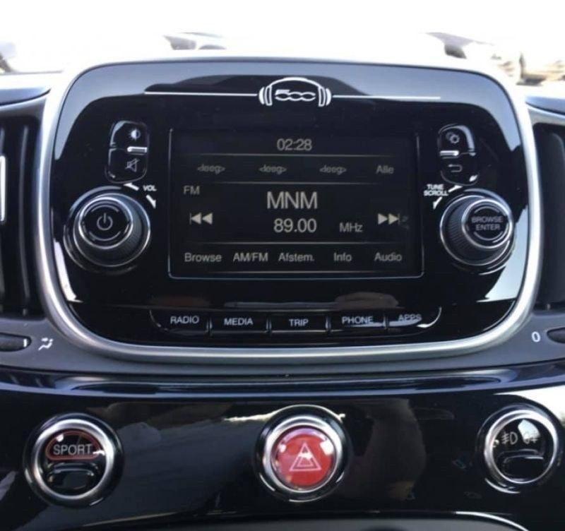 Fiat 500C 500 ABARTH 595 C 145cv CABRIOLET