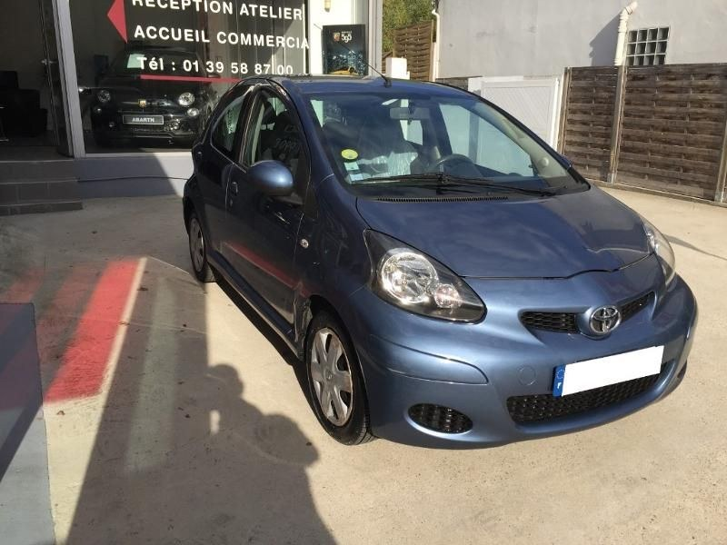 Occasion Toyota Aygo LOUVECIENNES 78430