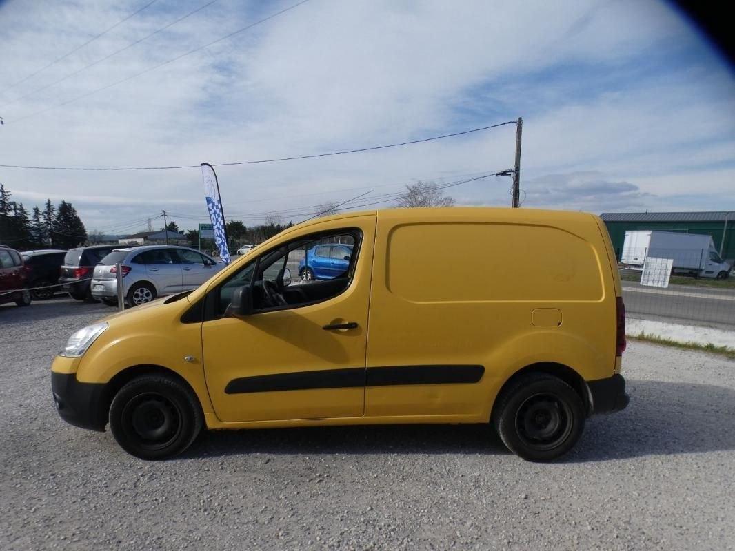 Citroën Berlingo 20 L1 E-HDI 75 CONFORT