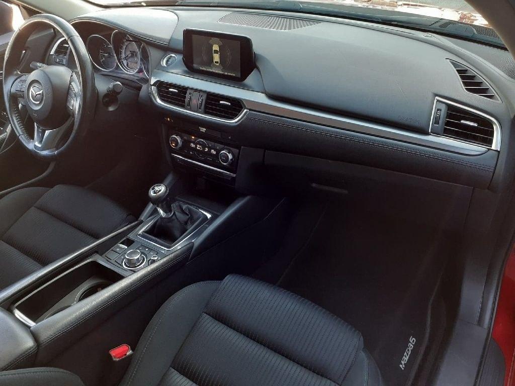 Mazda 6 wagon 2.2L Skyactiv-D 150ch Dynamique