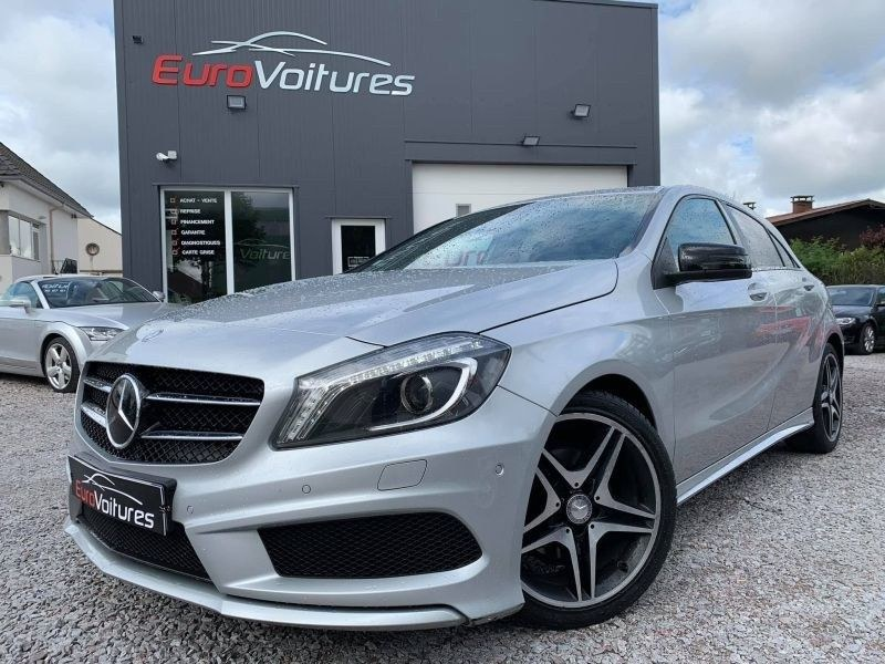 Mercedes Classe A AMG SPORTLINE