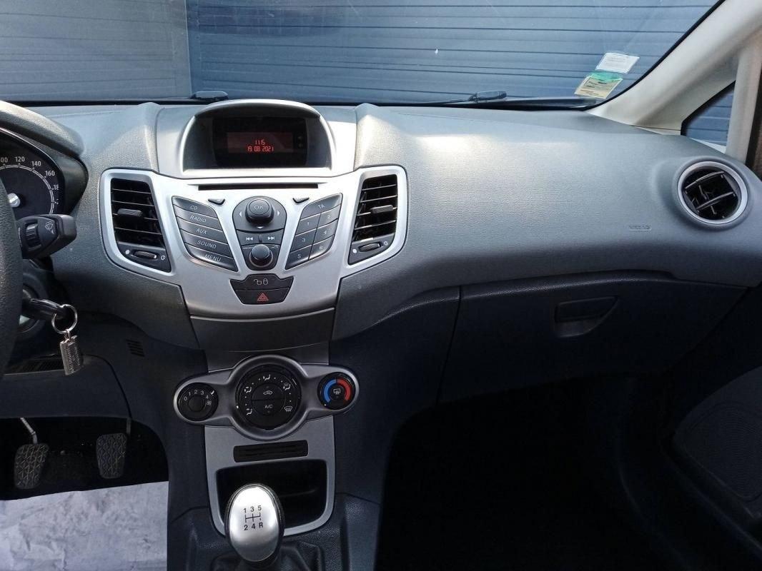 Ford Fiesta 1.6 TDCI 90CH DPF ECONETIC 3P