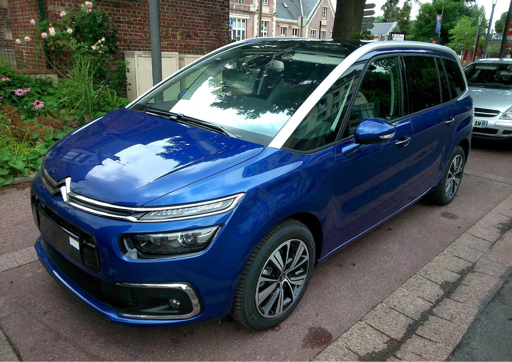 Mandataire Auto Beauvais Picardie Citroën Grand C4 Picasso Shine