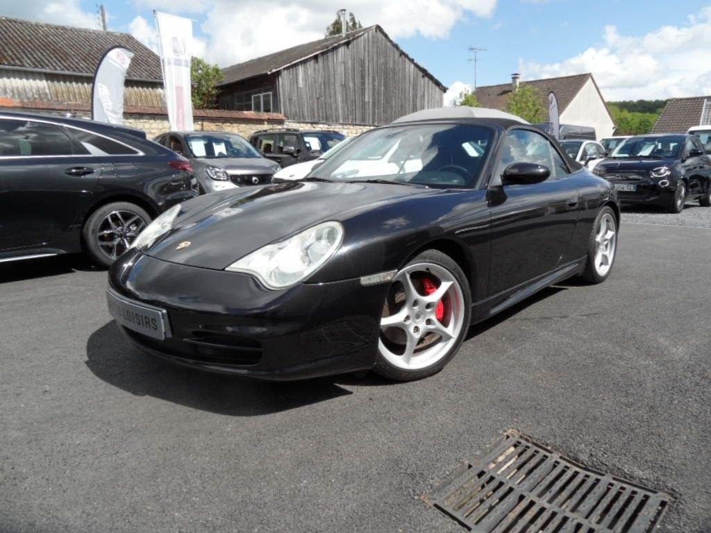 Porsche 996 cabrio 3.6 carrera 4 boite 6