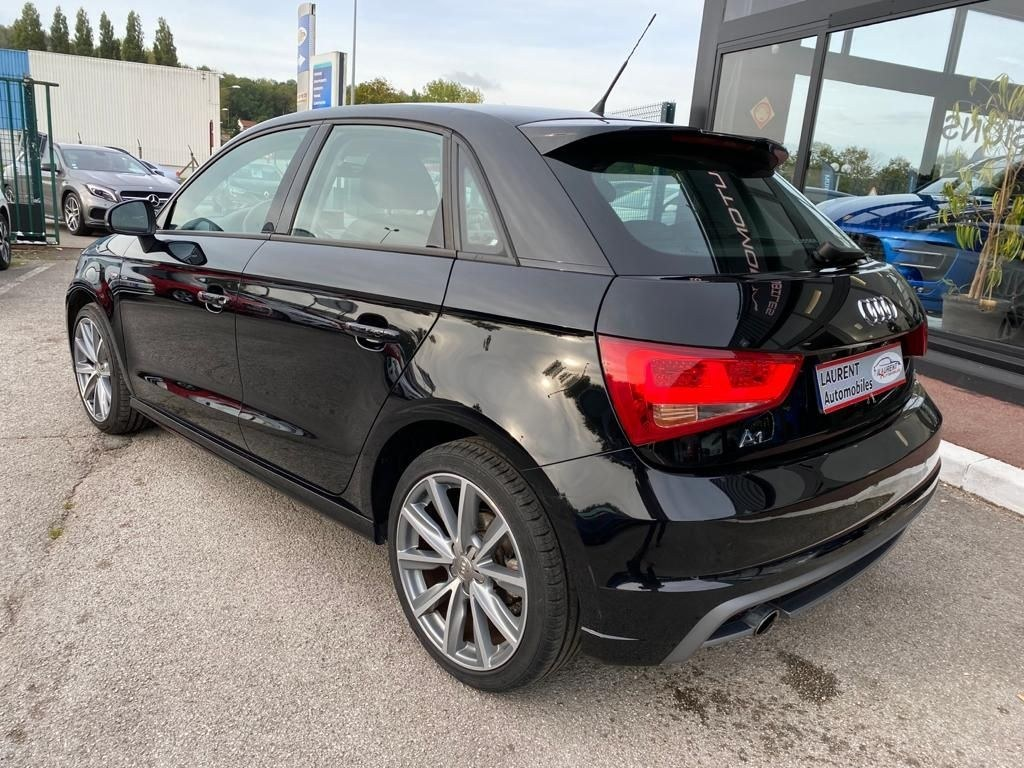 Audi A1 sportback 1.6 TDI 90 CV GPS BLUETOOTH